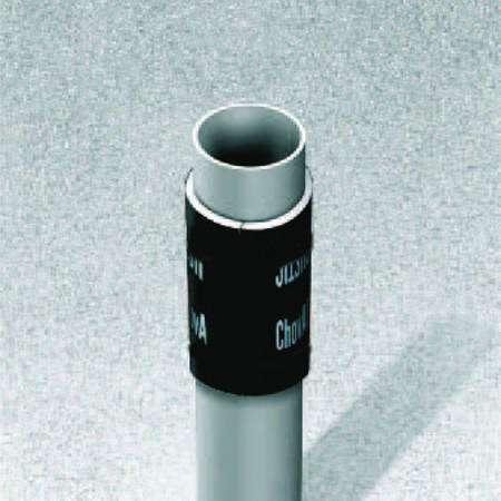 ELASTOBAND TUBAGENS - Banda para isolamento acústico de tubagens a sons de percussão (estruturais) ou aéreos motivados pelo deslocamento de líquidos ou gases nos tubos.