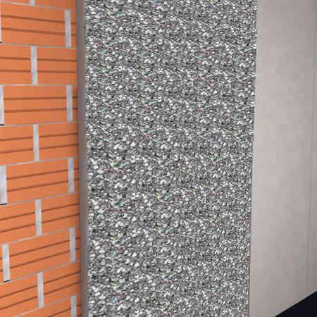 Painel Multi-Isolante - Painel de aglomerado de espuma de poliuretano multiusos. Excelente absorção acústica. Isolamento acústico de elevada performance.