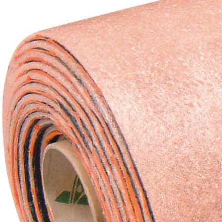TriACUSTIC 35 - Compósito de múltiplas camadas formado por uma folha de polietileno termicamente colada a uma tela viscoelástica de alta densidade. Isolamento a sons aéreos e de impacto.